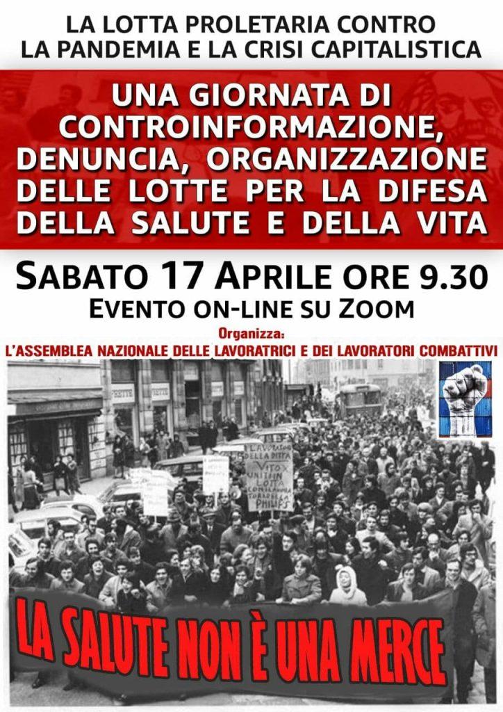 assemblea 17 aprile